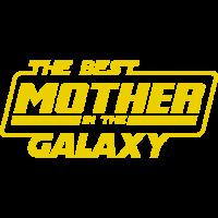 Die beste Mutter der Galaxie