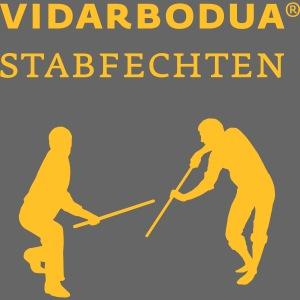 Logo Fechter Vidarbodua Stabfechten