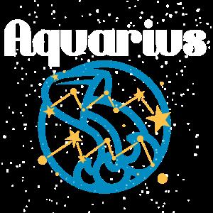 Wassermann Sternzeichen Aquarius
