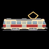 Bahn - Straßenbahn
