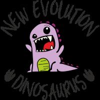 New Evolution Dinosaurus Purple