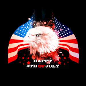 Glücklicher 4. Juli