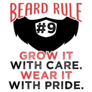 Beard Rule #9