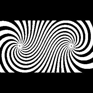 Abstrakte Spirale