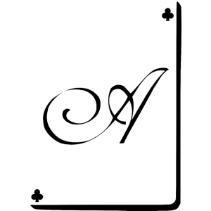 poker card´s customs