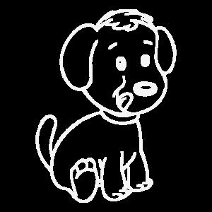Suesser Hund Hundeliebhaber