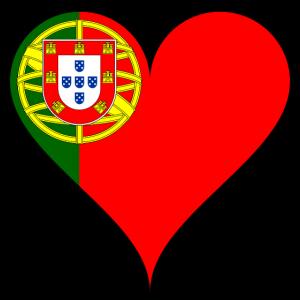 Portugiesisches Herz
