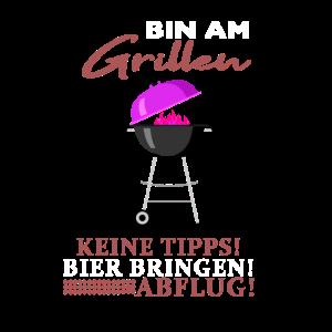 Grill Shirt · Holzkohlegrill · Bier Geschenk