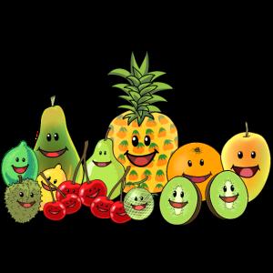 Obst Früchte Frucht Vegan Veganer Speise Sommer