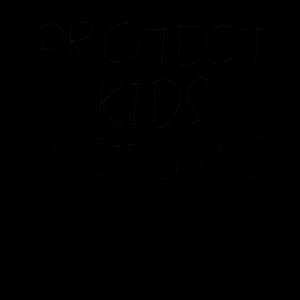 Protect Kids not Guns Kinderschutz