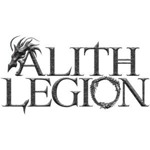 Alith Legion Dragon Logo