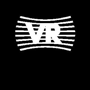 Vr simple logo