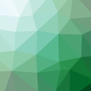 grün Geometrisch design Motiv geschenk