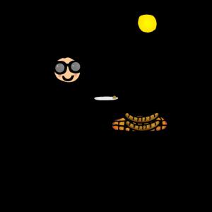 Frau am Grill grillt Würstchen - Grillwetter