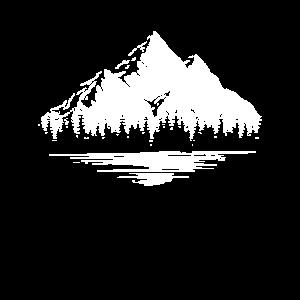 Bergsee Abenteuer Urlaub Wandern