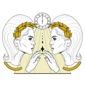 Die Göttinnen der Zeit