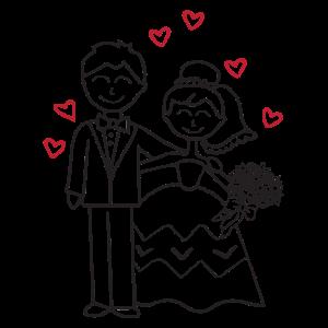 Hochzeit Paare Mr & Mrs Geschenk