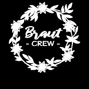 Braut Crew junggesellinenabschied Geschenk