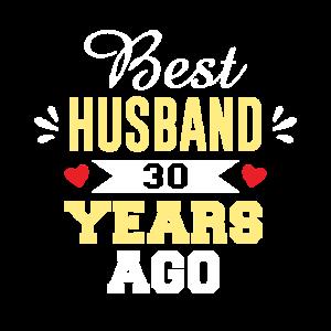 30 Jahre Ehe - Hochzeitstag - Shirt