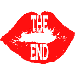7 The End End, das Ende, Happy End, Lust, sexy,
