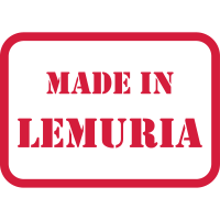 Made in Lemuria (Vektor)