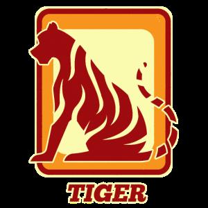 Tiger Retro