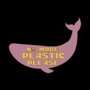 No Anti Kein Plastik Plastic Save the Ocean