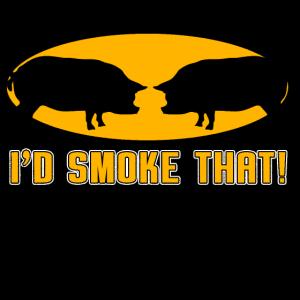 Barbecue, Grillen, Smoker, Schwein, Grillen