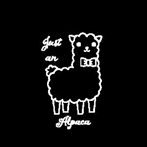 Just an alpaca Tee