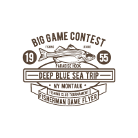 Big Game Contest Fishing