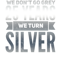 Silberhochzeit Silberne Hochzeit 25 Jahre Geschenk