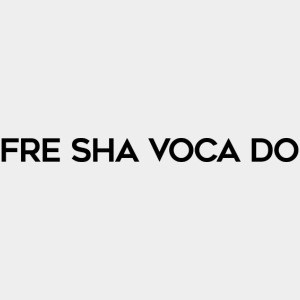 Fre Sha Voca Do Black