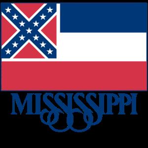 Mississippi-Flagge