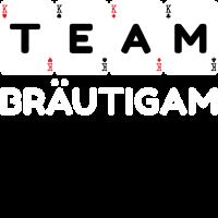Bräutigam Team Partnerlook Junggesellenparty Fun