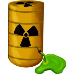 Atommüll ist eine Gefahr für Mensch und Umwelt