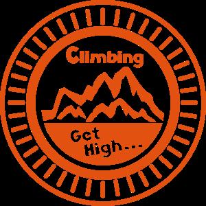 Klettern Climbing Klettersport Bergsport Shirt