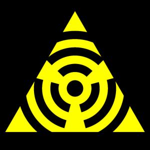 Atomic Atom radioaktiv WLAN LAN Wireless lan