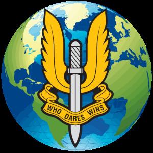 Militär SAS Special Air Service Spezialeinheit UK