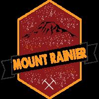 The Volcano Mount Rainier