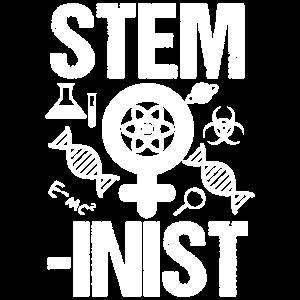 Wissenschaft Frau