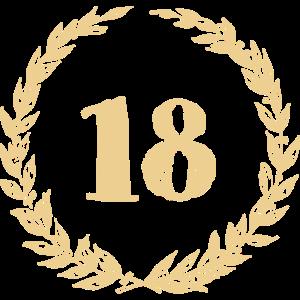 18. Geburtstag Geschenk Idee