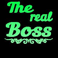 The real Boss Partner T-Shirt Liebe Paar
