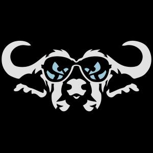Büffel Haustier Sonnenbrille 12024