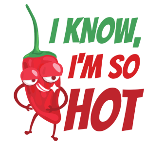 Hot hotter me