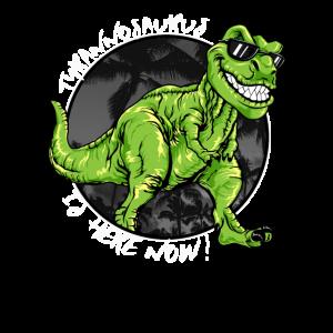 T-Rex Tyrannosaurus Kostüm Dino Junge Geschenk