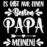 Es gibt nur einen besten Papa Meinen!