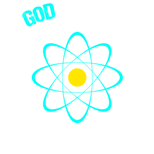 God Created Science Gott Wissenschaft