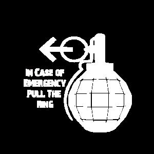 Emergency - Notfall - Notruf - Shirt