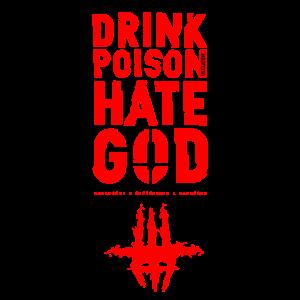 Ulcerium - Drink Poison Hate God