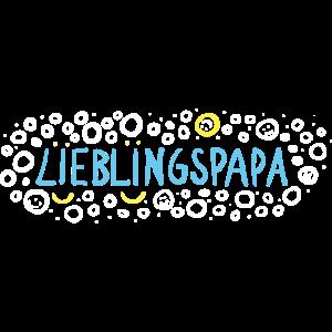 Geburt Geschenk Papa - Lieblingspapa
